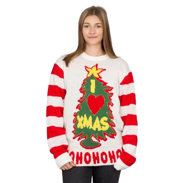 Ugly Christmas Sweater Giveaway and Product Review
